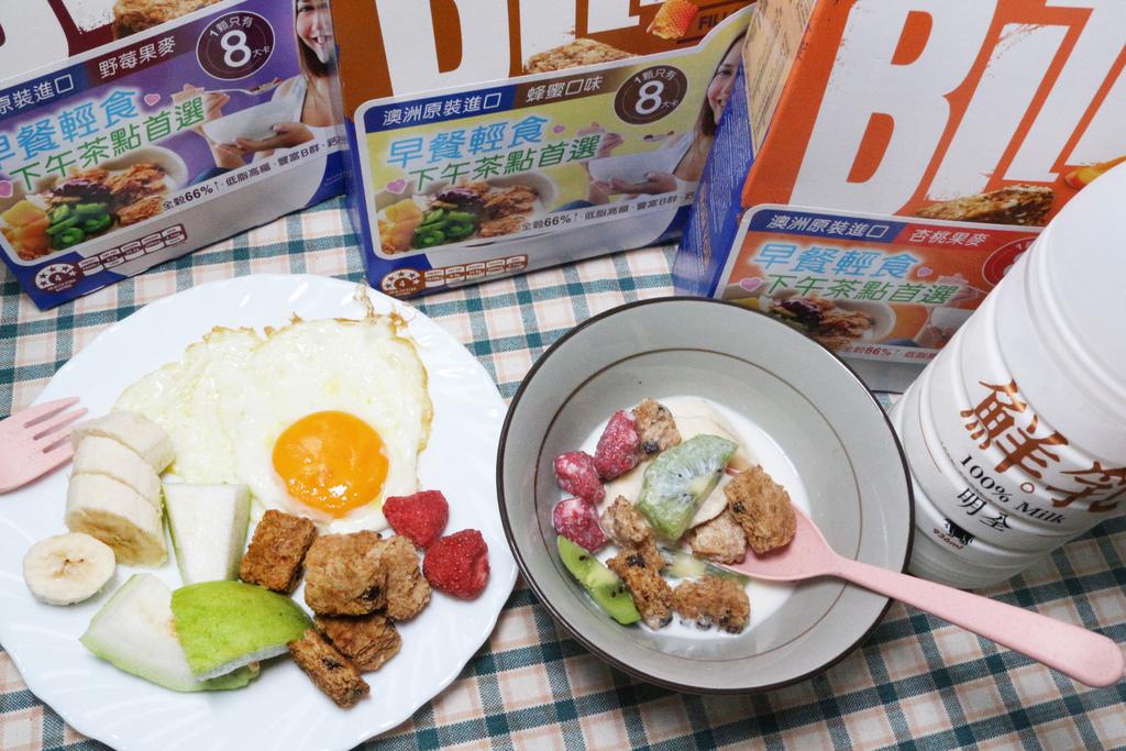 Weet-Bix澳洲全穀片 健康天然低脂高纖的早餐麥片