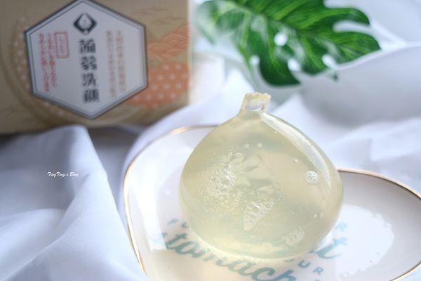 美島水肌蒟蒻洗顏皂(清酒) (3).JPG